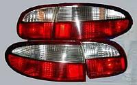 Фонари задние на ZAZ Daewoo Lanos-хэтчбек. Электрооборудование кузова. Фонарь задний - левой боковины 6324640 , фото 1