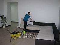 Безопасная чистка мебели на дому