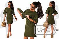 Красивое элегантное строгое женское платье, р-ры 42, 44, 46