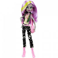 Monster High Моаника Д´Кэй из серии Добро пожаловать в школу монстров  Welcome To Monster High Moanica D´Kay