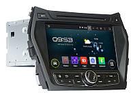 Штатная магнитола для Hyundai ix45 2013+ андроид