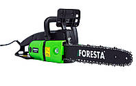Электропила цепная Foresta FS-2440DS (2,4 кВт, шина 40,5 см)   Бесплатная доставка