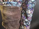 Женские лосины на зиму., фото 5
