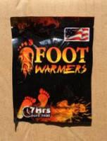 Стельки самонагревающиеся Foot Warmers USA