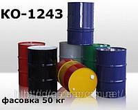 КО-1243 Эмаль для отделки наружных и внутренних элементов зданий и сооружений, защиты штукатурки