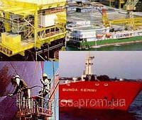Эмаль ХС-436 для защиты от коррозии района ПВЛ и подводной части корпусов судов