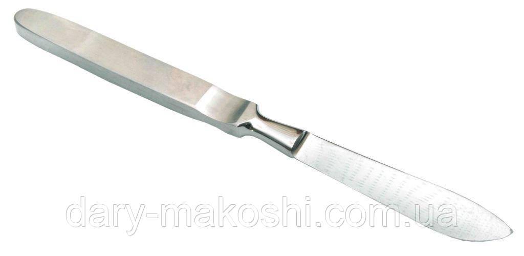 Нож брюшистый