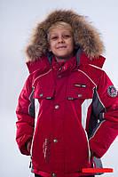 Зимняя куртка для мальчика Diwa Club на холлофайбере 104,110,116,122,128