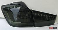 Mitsubishi ASX альтернативная задняя LED  светодиодная оптика черные