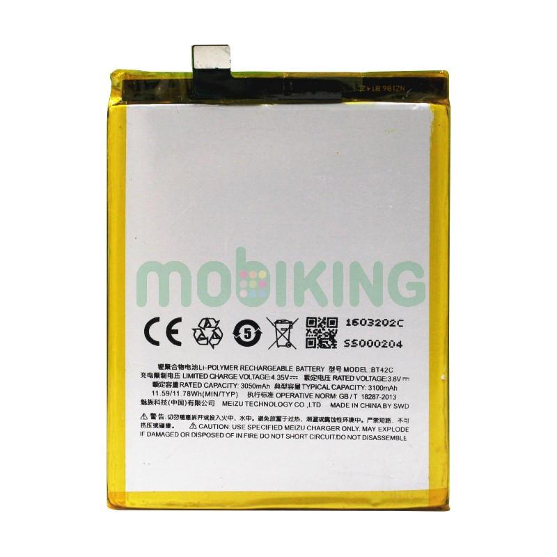 Оригинальная батарея Meizu M2 Note (BT42c) для мобильного телефона, аккумулятор для смартфона.