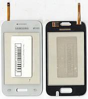 Сенсор Samsung G130 White білий