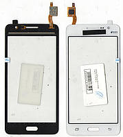 Сенсор Samsung G531H White Original (IC BT541C)
