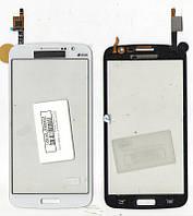 Сенсор Samsung G7102 Galaxy Grand 2 Duos White белый Original