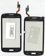 Сенсор Samsung i8262 Galaxy Core Dual BLACK с изогнутым шлейфом