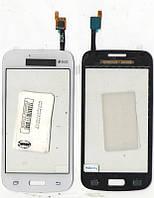 Сенсор Samsung G350E White белый Original IC SYNAPTICS