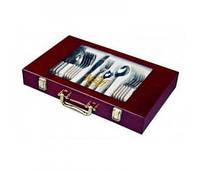 Набор столовых приборов 24 предмета в чемодане Grace 395993108