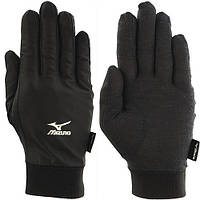 Перчатки термо Mizuno Breath Thermo Wind Guard Glove