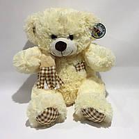 Мягкая игрушка мишка с шарфом