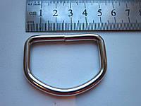 Полукольцо 4,5 х 40  х 27 мм никель