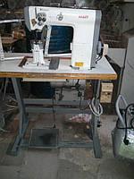 Двухигольная колонковая швейная машина Pfaff 474