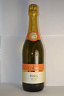 Вино игристое Fiorelli Pesco Mellow 0,75л. Италия