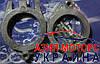 Проставки увеличения клиренса задние Geely Emgrand EC-7 (Джили Эмгранд) EC-7-12351