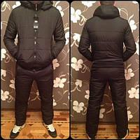 Мужской зимний костюм куртка и брюки Ахмет (размеры 48-52)