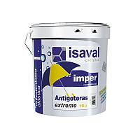 Гидроизоляционная мастика краска Антиготерас Экстрим Isaval 4л