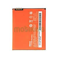 Оригинальная батарея Xiaomi Redmi Note (BM42)  для мобильного телефона, аккумулятор для смартфона.