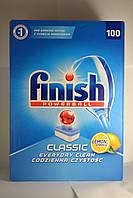 Finish Classic для посудомоечных машин Лимон, 100 таблетки, Германия