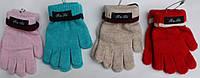 Перчатки для девочки  3-5 лет