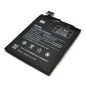 Оригинальная батарея Xiaomi Redmi Note 3 (BM46) для мобильного телефона, аккумулятор для смартфона.