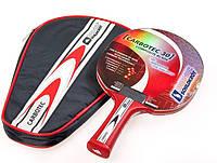 Ракетка для настольного тенниса DONIC CARBOTEC 30 + ЧЕХОЛ