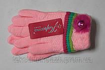 Перчатки на девочку №5518 (уп 12 шт) , фото 2