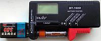 Тестер заряда батареек BT-168D