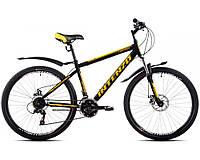 """Велосипед MTB Intenzo Forsage 26"""" черно-оранжевый 17 рама"""