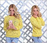 Женский стильный свитер ВВ0001