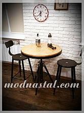 Набор Loft Style (стол + 3 стула)