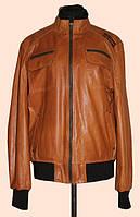 Куртка кожаная Jack Jones