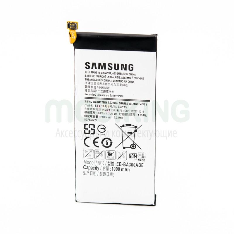 Оригинальная батарея Samsung A300 (A3) (EB-BA300ABE) для мобильного телефона, аккумулятор для смартфона.