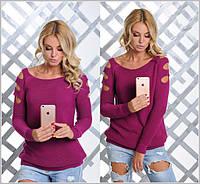 Женский стильный свитер ВВ0003, фото 1