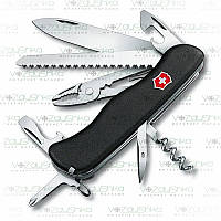 Нож Victorinox Atlas 0.9033.3 черный., фото 1