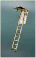 Чердачные лестницы Fakro LTK Thermo 280 70*120