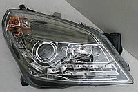 Opel Astra H оптика передняя хром
