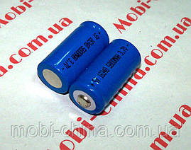 Аккумулятор Li-Ion Bailong 3.7V 5800mAh 16340 (Blue), фото 2