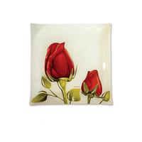 Набор тарелок Arcofam квадрат (7 предметов)