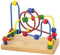 Детский Лабиринт Бусинки Viga Toys 56256