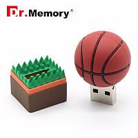 Флешка баскетбольный мяч  16гб