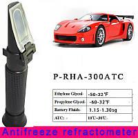 Рефрактометр для антифриза, теплоносителя, электролита, стеклоомывателя RHA-200ATC