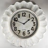 Настенные часы 61х5 см. пластик